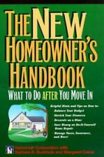 NEW - The New Homeowner's Handbook: What to Do After You Move in