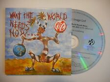 PIL : WHAT THE WORLD NEEDS NOW... ♦ CD ALBUM PORT GRATUIT ♦