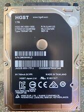 XBOX ONE X INTERNAL 1TB HGST HARD DISK DRIVE REPLACEMENT PART SATA