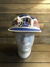 Durham Bulls MiLB MLB 80s Vintage Snapback Painters Hat Baseball Cap USA Made
