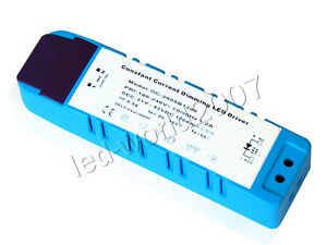 Constant Current Dimming Led Driver 21-42V 1200mA for 50W High Power LED Light