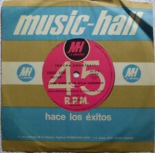 TROCHA ANGOSTA ~ ARGENTINA psych LATIN BEAT 45 on MUSIC HALL ~ HEAR IT!