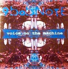 9BOBNOTE  -  VOICE ON THE MACHINE  -  CD, 2000