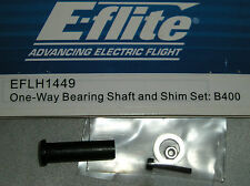 HORIZON HOBBY E-FLITE BLADE 400 B400 EFLH1449 ONE WAY BEARING SHAFT SHIM SET