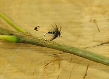 Talon dieci, nero PENNELL, taglia 14 trota MOSCHE