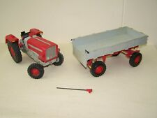 DDR Toy Car tractor with trailer Anchor ZT 300 Pico