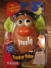 Mr. Potato Head - Playskool - Trick or Tater w/ Ghost & glow in dark eyes - 2007