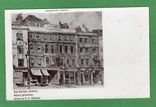 Disappearing London Old Bell Holborn F C Emanuel pc unused Ref G810