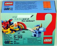 LEGO 10401 Building Toy Rainbow Unicorn Plane Anniversary Set Classic 85 pcs NIB
