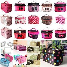Hi Travel Makeup Cosmetic Bag Toiletry Beauty Wash Case Handbag Organizer Holder