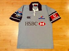 NEW SOUTH WAKES NSW WARATAHS VINTAGE CANTERBURY SHIRT JERSEY SMALL