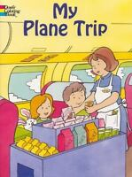 My Plane Trip (Dover Coloring Books) by