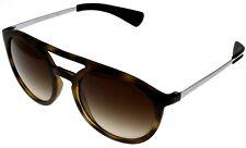 Dolce & Gabbana Sunglasses Men Aviator Brown DG6101 302813