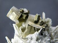 13) Bulgaria Pyrite + Quartz Collectors Great Gift Crystal Mineral TOP GRADE