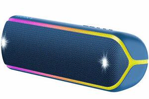 Sony SRS-XB32/L Portable Waterproof Bluetooth Speaker SRSXB32 - Blue
