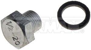 Dorman 090-195CD Standard Thread Oil Drain Plug For Select 68-91 Jeep Models