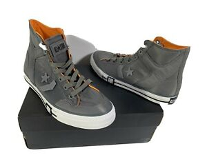Converse Poorman Weapon HI Undefeated US 9.5 NEW NEVER WORN 123776 DS  RARE Grey