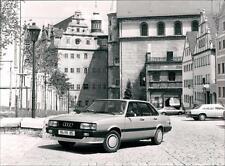 Audi 80 CD 1986 - official Audi photographs ZN43