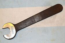 FAIRMOUNT 7 SINGLE-OPEN-END ENGINEER WRENCH 1-1/16 inch QUALITY VINTAGE USA