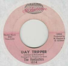 VONTASTICS 45 DAY TRIPPER B/W MY BABY VG ST. LAWRENCE 1014 SOUL BEATLES COVER