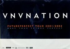 VNV NATION - 2001 - Tourplakat - Concert - FuturePerfect - Tourposter