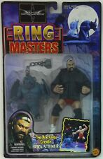 WCW RICK STEINER RING MASTERS WRESTLING FIGURE RARE