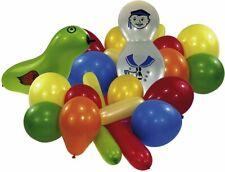 Riethmüller Luftballons 20 Stück Party Geburtstag Kinder Latex Bunt Figuren