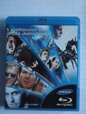 COFANETTO 5 FILM - TITOLI NELLA DESCRIZIONE - BLU RAY
