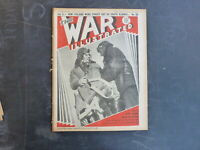 1940 THE WAR ILLUSTRATED VOL. 3 #68 ITALIANS OUT OF Sth ALBANIA