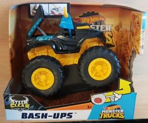 Hot Wheels Monster Trucks Bash-Ups - Steer Clear