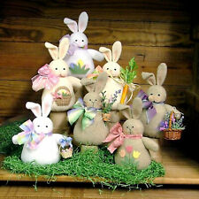 Countryside Crafts Bunches Of Bunnies - SEWING CRAFT PATTERN  -  Felt Sewing
