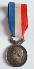 MEDAILLE D'HONNEUR Argent Napoléon III Actes de Courage et Dévouement 1852 medal