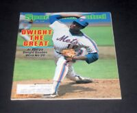 SPORTS ILLUSTRATED SEPTEMBER 2 1985 DWIGHT GOODEN WINS 20 AT 20