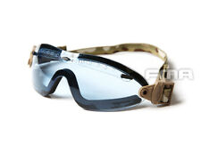 FMA Outdoor Hunting BOOGIE REGULATOR GOGGLE MC TB1302-BLUE