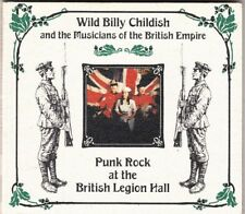 Wild Billy Childish And The Musicians Of The British Empire ‎– Punk Rock ... CD