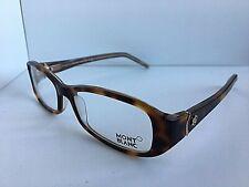 New MONTBLANC MB 351 056 53mm Tortoise Rx Women's Eyeglasses Frame Italy #5