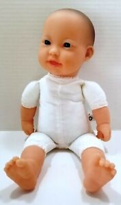 JC Toys Berenger Asian 15 Inch Large Soft Body Baby Doll EUC
