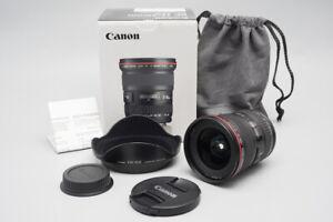 Canon EF 17-40mm f/4 F4 L USM Wide Angle Zoom Lens, Suit 6D 5D II III IV