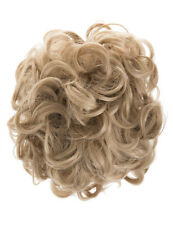 WiiWOMENS CURLY CLAW CLIP IN ON CLAMP HAIR BUN HAIR PIECE UPDO KOKO UK SELLER