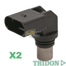TRIDON CAM ANGLE SENSORx2 FOR Audi A3 02/05-01/09, V6, 3.2L BMJ  TCAS116