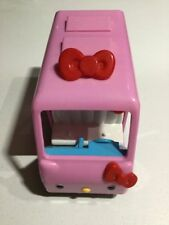 HELLO KITTY FOOD TRUCK CAFE Drivin Diner Pink Jada Toys Sounds #96436
