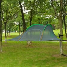 Portable Tensile Tent Triangle Hanging Tree Tent Tree House Hammock Fly Tent