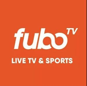 Fubo Live TV - Live Sport & TV | PRIVATE | Warranty | - 100+ Channels | Monthly