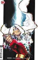 Shazam Comic Issue 6 Limited Variant Modern Age First Print 2019 Johns Eaglesham
