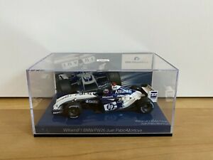 Williams BMW FW26 #3 / F1 2004 / J.P. Montoya / Minichamps / 1:43
