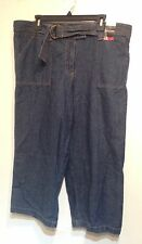 New York and company the Dominique cropped jeans size 18