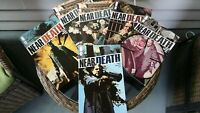 Near Death #1 #2 #3 #4 #4 #5 lot of 6 NM Image comics