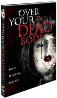 New: OVER YOUR DEAD BODY - DVD (Horror, Thriller, Japanese)
