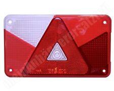 Aspöck Multipoint 5 V Lichtscheibe links für Rückleuchte Rücklicht 18-8485-007 L