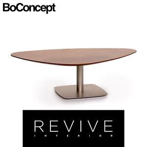 BoConcept Wood Coffee Table Braun Asymmetrical #14090